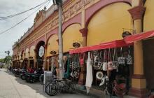 """""""En el mercado de Lorica está el mejor sancocho de bocachico"""""""