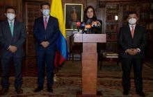 Colombia protesta por decisión unilateral de Nicaragua