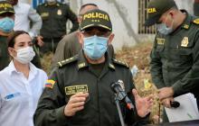 Jorge Vargas - Director de la Policía Nacional