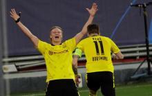 Borussia Dortmund venció al Sevilla por 3-2.