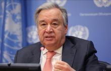 Si el virus se propaga como el fuego en el sur, no dejará de mutar: ONU