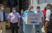 Barranquilla inicia este jueves la vacunación