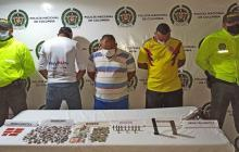Tres detenidos en allanamientos en el sur de Ciénaga, Magdalena