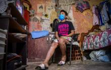 Angélica Blanco, la historia de una mujer que ruega por un riñón