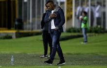 Luis Amaranto Perea se refirió a su futuro en el Junior de Barranquilla.