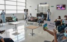 Barranquilla reporta 1.766 dosis aplicadas