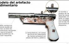 Armas 'hechizas': una estrategia barata del crimen