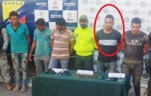 Capturan a presunto asesino de abogado de Sucre-Sucre