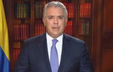 """Duque pide condenar   """"crímenes atroces"""" de Caracas"""