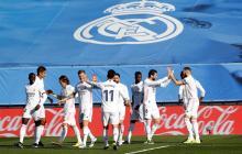 El Real Madrid no pierde en Italia desde el 5 de mayo de 2015.
