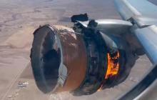 Boeing recomienda suspender vuelos del modelo 777