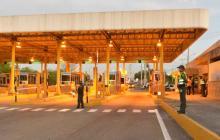 Concesión niega excepciones para el pago de los peajes en Cartagena