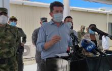 Mindefensa atribuye masacre en Tumaco a enfrentamientos entre Bacrim