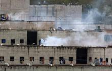 Más de 60 fallecidos en amotinamientos en tres cárceles de Ecuador