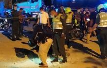 Asesinan de siete balazos a un hombre en el barrio La Arboleda