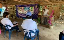Pnud impulsa proyectos de reactivación económica en Sucre