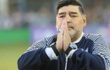 "El viral relato de joven a la que Maradona le ""salvó la vida"""