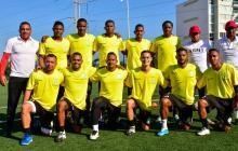 'Sin Contrato FC', un equipo con jugadores conocidos y hasta un mundialista