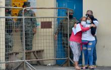 Ecuador busca descifrar matanza en tres prisiones