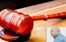 Ratifican condena en contra del exjuez Álvaro Chica, de Lorica