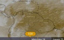 Alerta por presencia de polvo del Sahara en la región Caribe