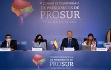 Prosur propone pasaporte sanitario sudamericano