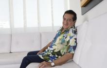 Jorge Oñate sigue batallando por su vida desde Medellín.