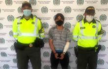 Capturan en Baranoa a hombre que transportaba droga en sus zapatos