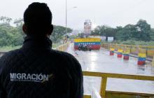 Cierre de pasos fronterizos se mantendrá hasta el próximo 1 de junio