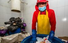 Reciclaje, un oficio que se dignifica con el tiempo