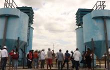 Rehabilitarán línea antigua del acueducto para llevar agua a Camarones
