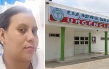 Enfermera hospitalizada en Sahagún tras vacuna anticovid presenta mejoría
