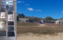Se roban 16 computadores y 16 tablets de un colegio rural en La Guajira