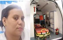 Por nuevas convulsiones, enfermera de Sahagún fue remitida a Montería