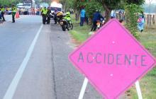 Accidentes de tránsito dejan este año 24 muertos en Cesar