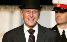 Duque de Edimburgo supera procedimiento para tratar condición cardíaca
