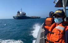 Juez ordena proveer de combustible a barco en Santa Marta para que zarpe