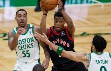 Suns, Celtics y Nuggets, imparables en primera mitad de la temporada en la NBA