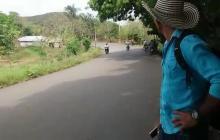 Un policía herido en hostigamiento armado en zona rural de Tierralta