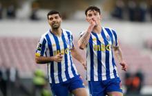 En video   El gol de Matheus Uribe ayuda al triunfo del Porto