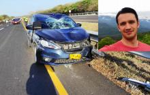 Anuncian caravana para pedir justicia por muerte de ciclista Manuel Picalúa