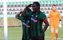En video   Hugo Rodallega anotó golazo de tiro libre con el Denizlispor