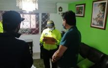 Legalizan capturas de ocho presuntos integrantes de 'Los Intermediarios'