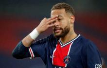Neymar no entra en la convocatoria del PSG para medirse al Barcelona