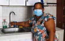 Catorce sectores de Malambo, con agua las 24 horas del día
