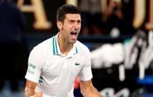 Djokovic asegura, tras su récord, que ha cumplido un sueño infantil