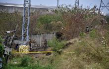 CTI y Ejército buscan cadáveres cerca al barrio Las Gardenias