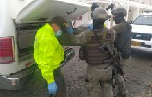 Cae responsable del 'plan pistola' del Clan del Golfo en el Bajo Cauca