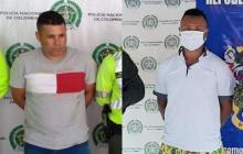 Capturan a tres presuntos integrantes del Clan del Golfo en Sucre