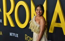 La actriz mexicana Yalitza Aparicio regresa al cine con un filme de terror